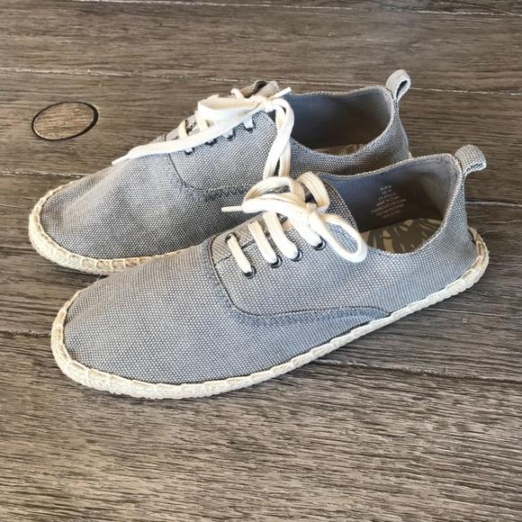 545058ce56a442 H M Men s Grey Espadrilles with Shoelace